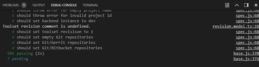 Debug your Mocha Unit Test in Visual Studio Code - Matthias Sommer