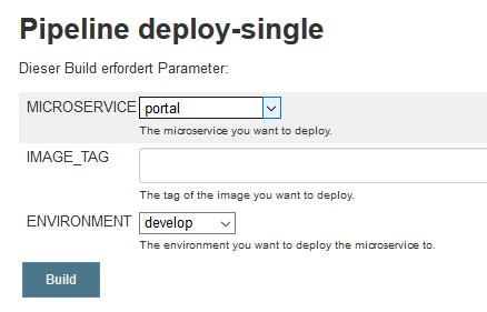 Jenkins Pipeline Parameters